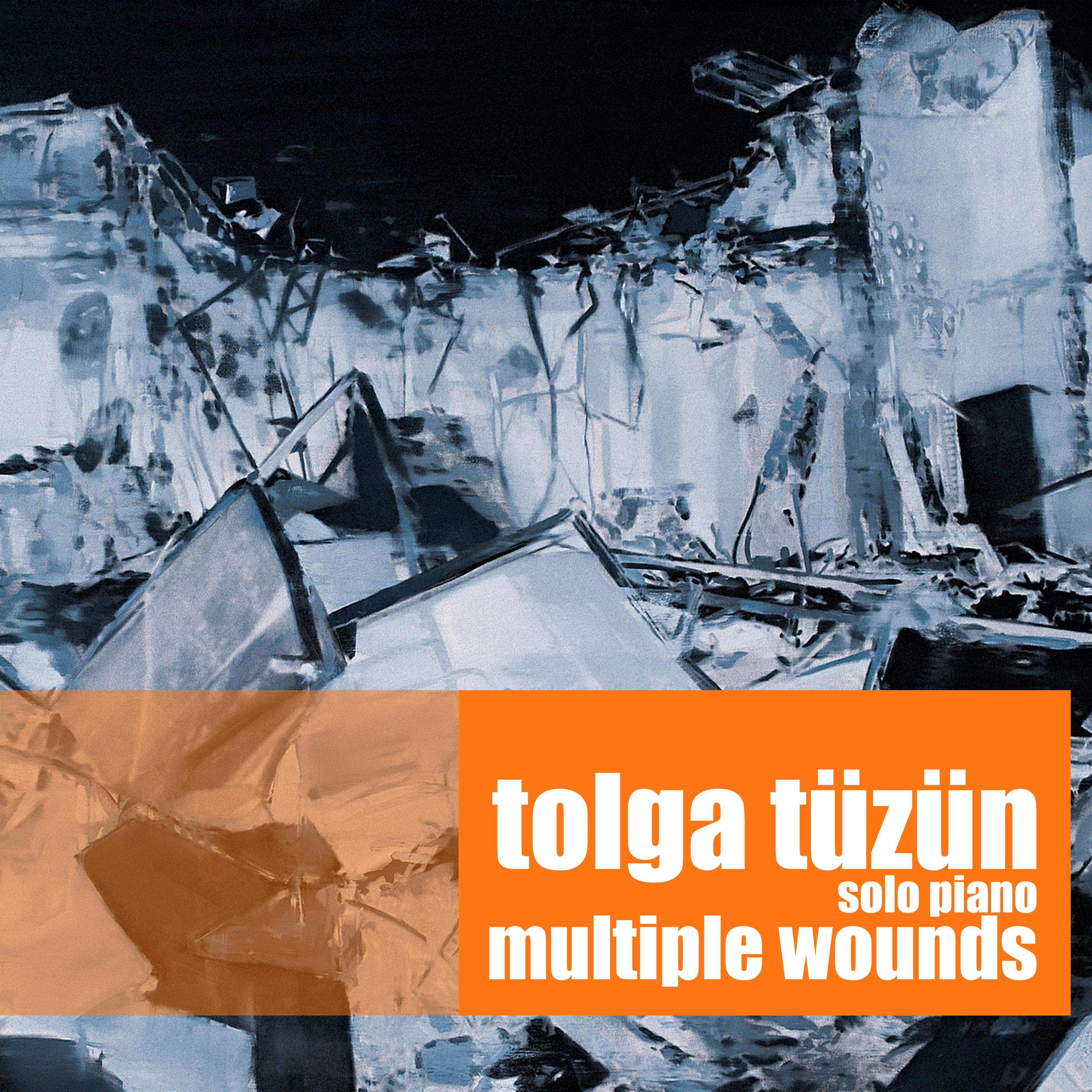 """Tolga Tüzün'ün ilk solo piyano albümü olan """"Multiple Wounds"""" çıktı!"""