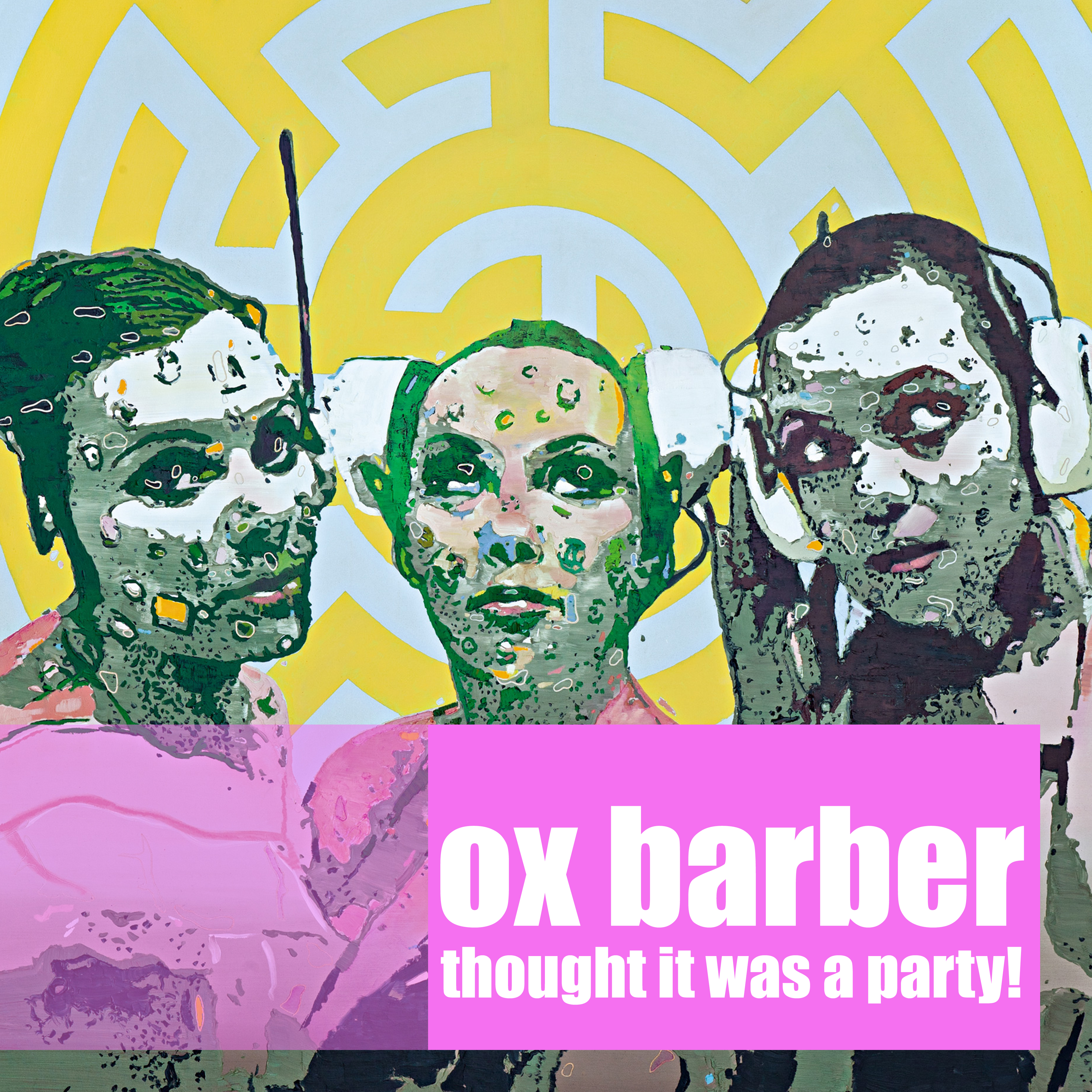 "Ox Barber - ""Thought It Was a Party!"" yayınlandı!"